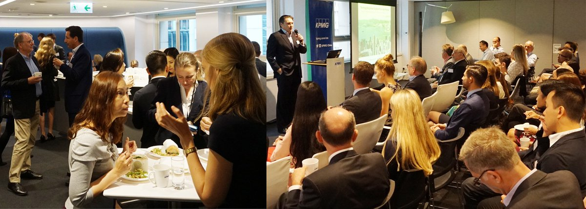 Full house at yesterday&#39;s lunch seminar. Tom Uiterwaal presented EEBC&#39;s position paper in response to the #SmartCity #blueprint released by HKSARG. Recommendations on improving building #EnergyEfficiency #RenewableEnergy &amp; #recycling of municipal solid waste were given #GCCHK<br>http://pic.twitter.com/wCxiKHe4ol