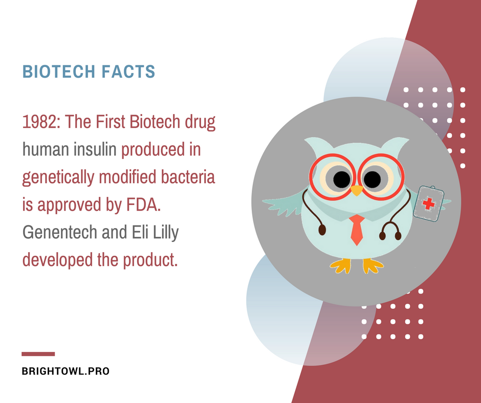 Human #insulin has the advantage of being less likely to allergic reactions than #animal insulin.  #brightowl #biotech #facts<br>http://pic.twitter.com/zbf8XukSbq