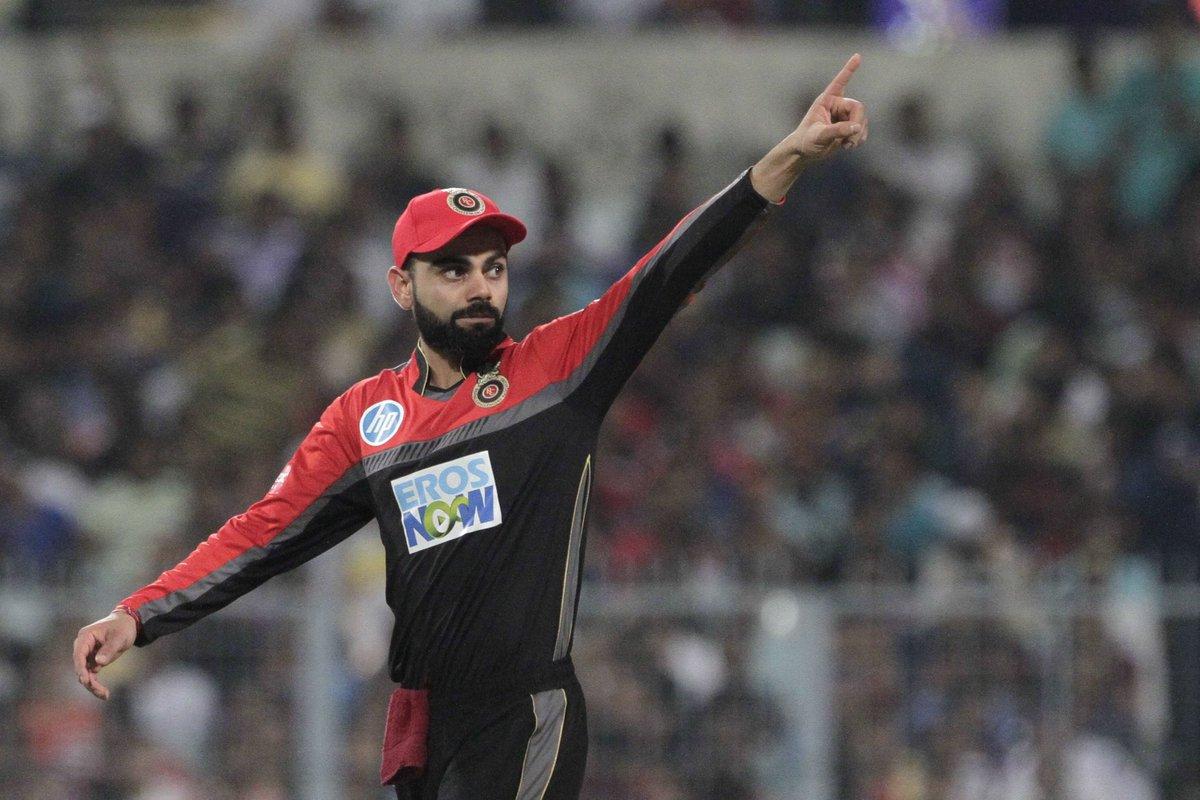 IPL 2018: RCB skipper Virat Kohli fined Rs 12 lakh for slow over rate against CSK  https://t.co/opRwZYtU1V #IPL2018 #ViratKohli #RCBvCSK