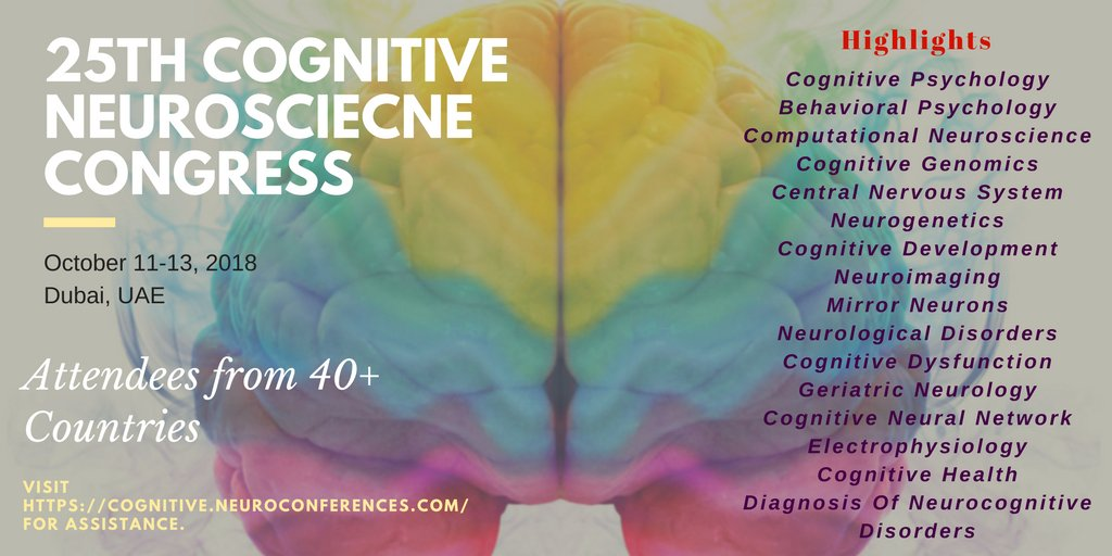 neurocognition_2018 hashtag on Twitter