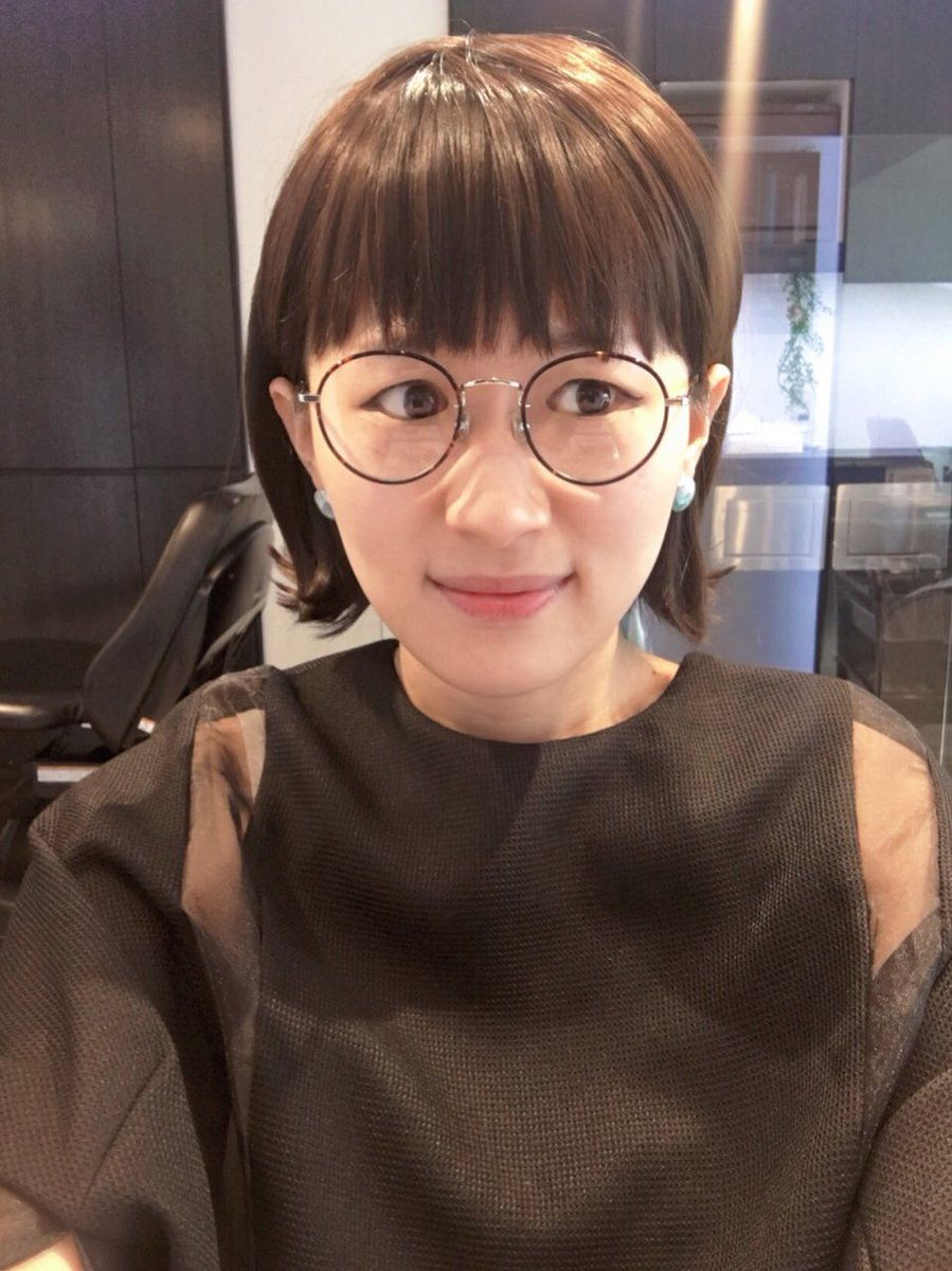 綾瀬さんの最近の髪型 hashtag on Twitter