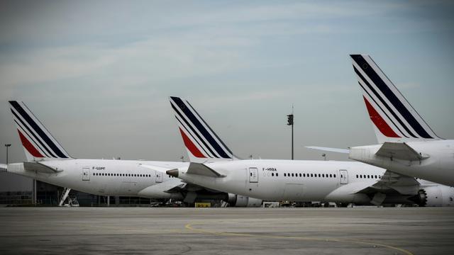 Air France : les pilotes annoncent quatre jours de #grève en mai  https://t.co/XwBDLgc4wy