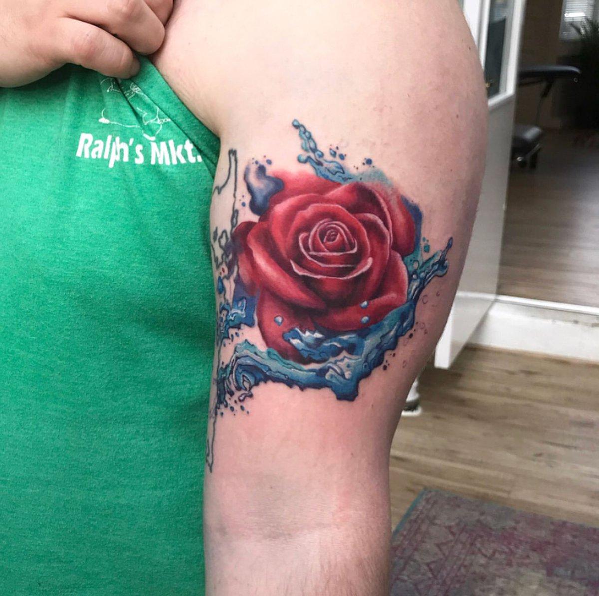 248575937 Briar Rose Tattoo on Twitter:
