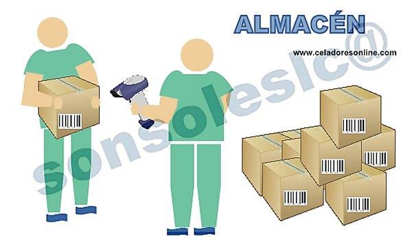 Tema 26 Celadores Online... El Celador en el Servicio del Almacén. Suministros Hospitalarios DbsX08mX4AEqYv1