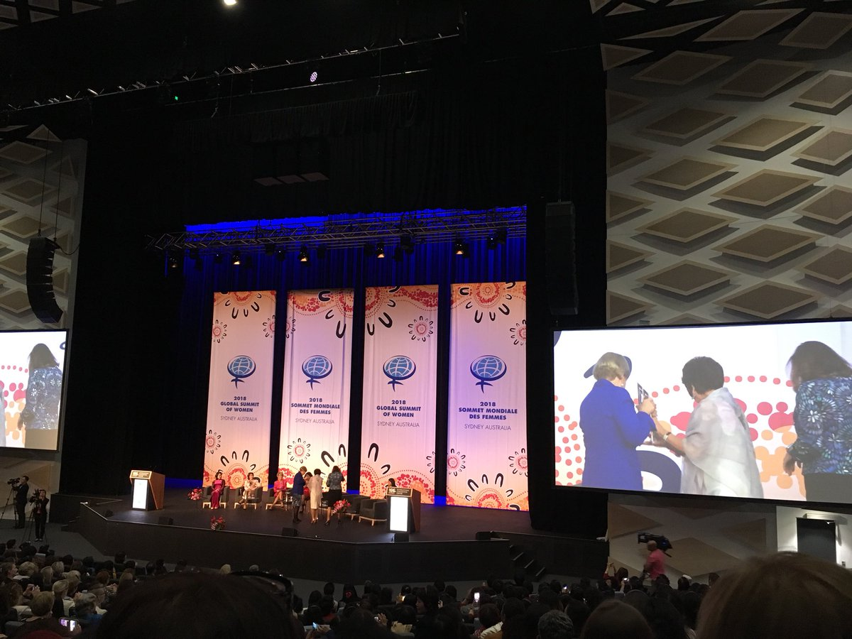 Dr Cindy Pace On Twitter Greetings From Gswsydney Opening