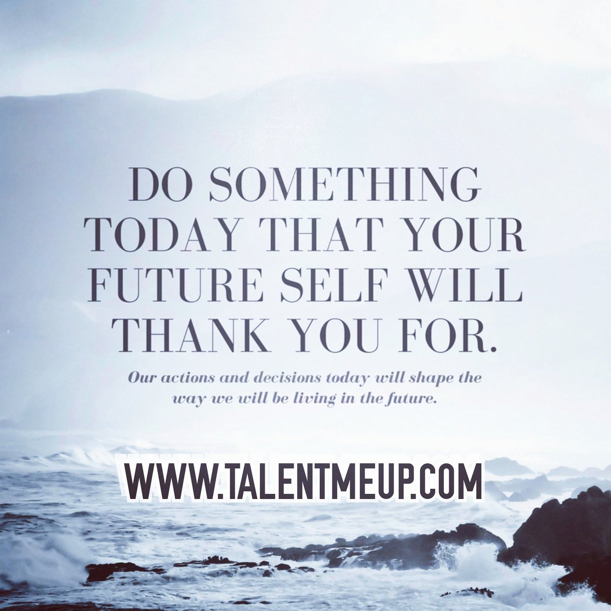One day or day one ? #take the best #decision that will change your #life #coaching #talentmeup #motivation #determination #powerofself #positivevibes #mindset #mindfulness #entrepreneur #business #leader #quoteoftheday #driveyourmentaltosuccess #goforit #ambition #bethebestyou<br>http://pic.twitter.com/qeOqk62XnY