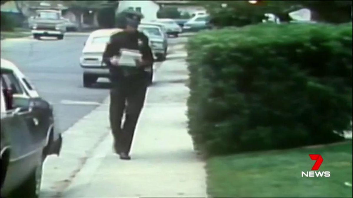 Police in California believe they've finally caught a notorious serial killer 4 decades after his campaign of murder and rape shook the state. @MarkMooney7 #US #7News