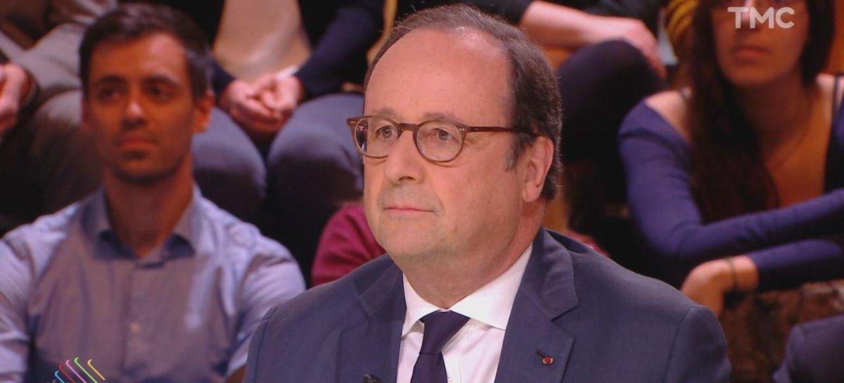 VIDEO. Pour François Hollande, Emmanuel Macron est 'le président des très riches' https://t.co/iHUfsfhDkh