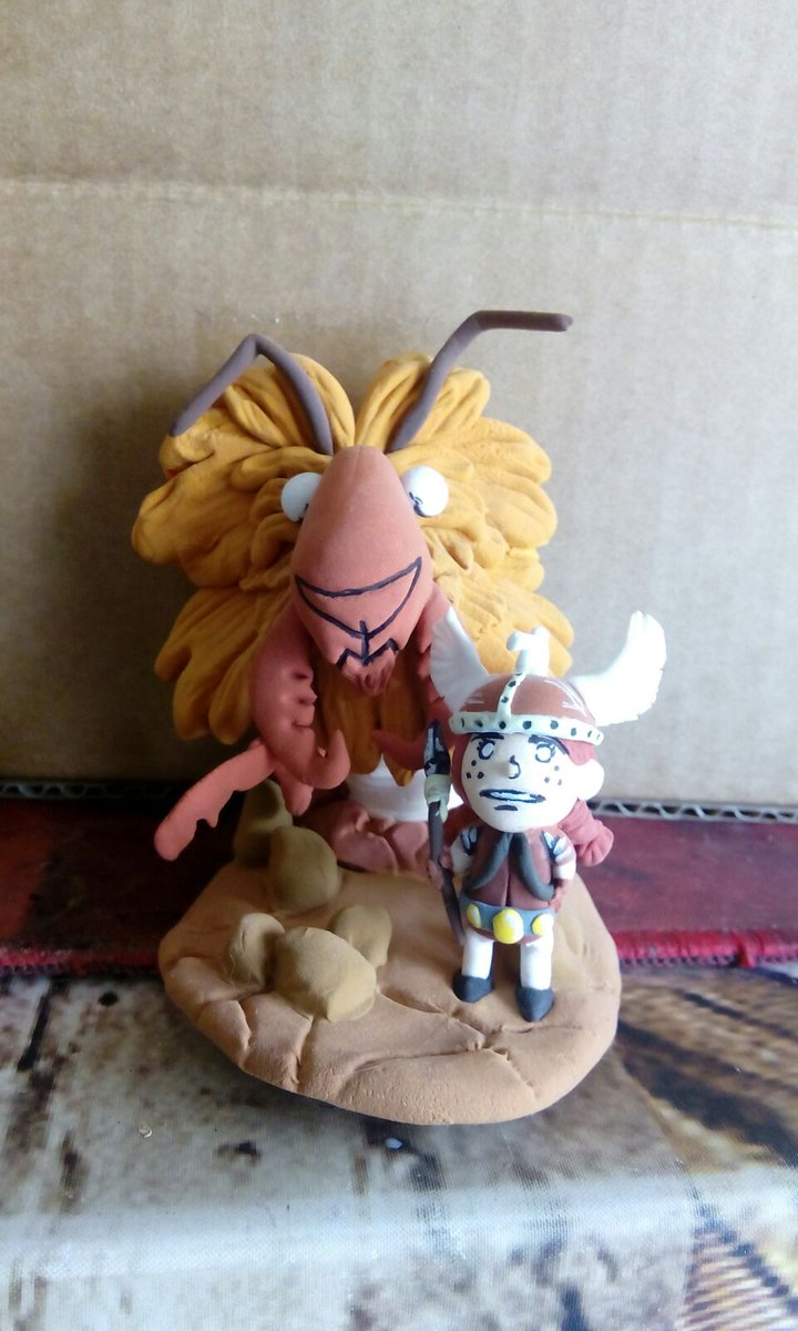 I want to make a tribute to this wonderful game :D Thank you for make this amazing games! @klei #DontStarve #chester #Videogame <br>http://pic.twitter.com/PJZAiODNCM