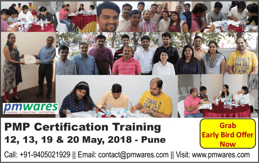 Pmwares On Twitter 35 Hours Pmp Certification Training In Pune
