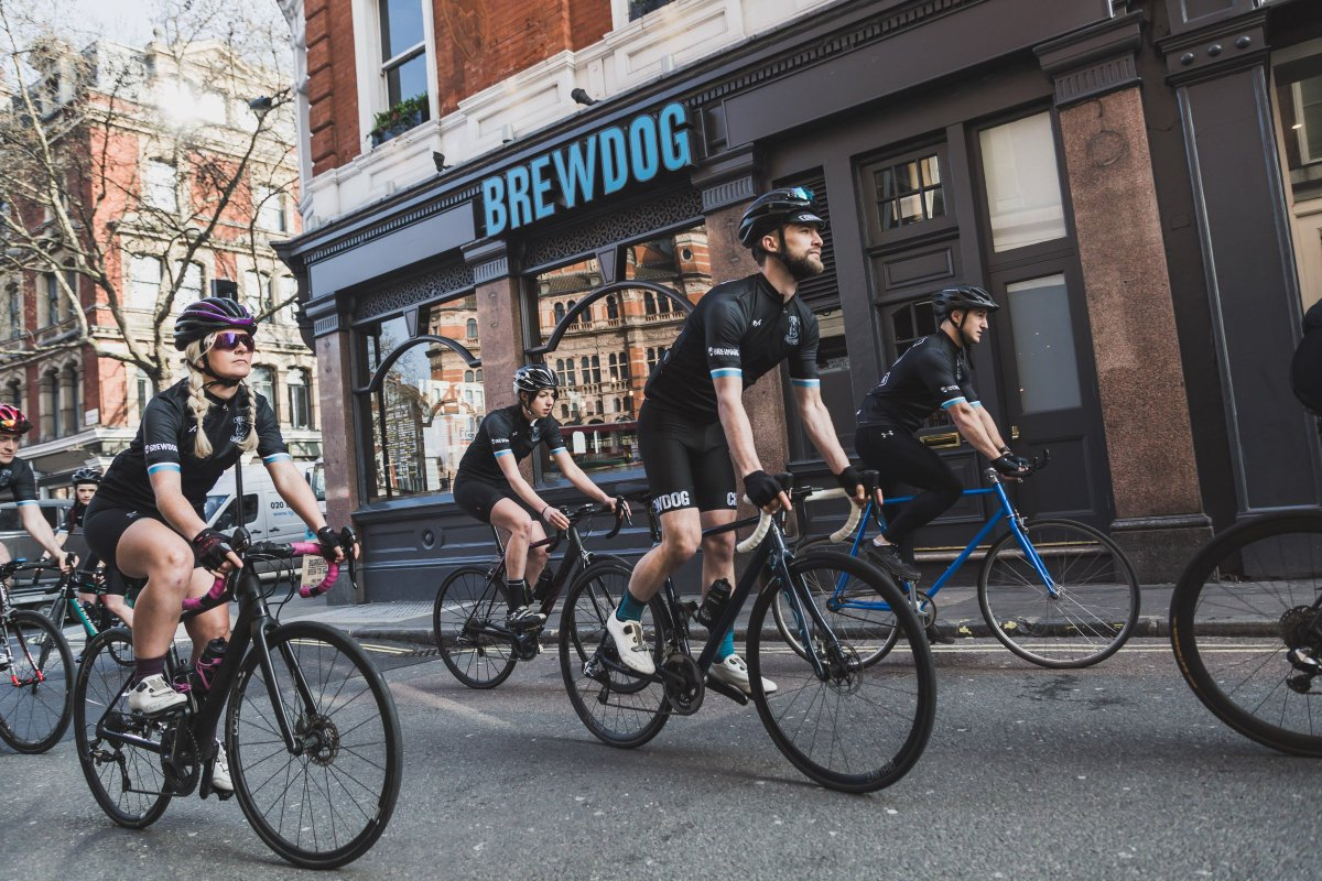 """test Twitter Media - Beer brand @brewdog launches global bar-based cycling club for """"pedalling punks"""". https://t.co/OfymENTUPa https://t.co/T0Ml6lBfAb"""