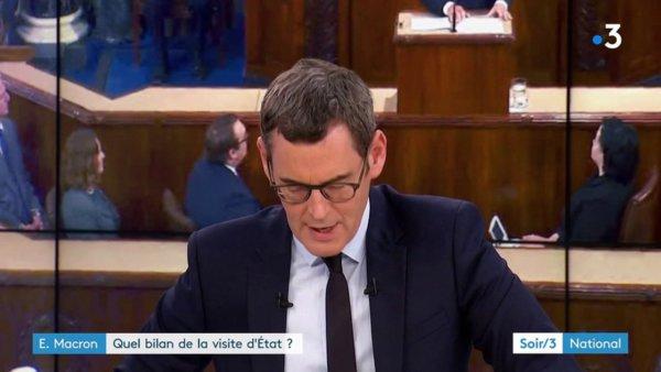 Emmanuel Macron aux Etats-Unis : quel bilan pour cette visite ? https://t.co/RyGEs3VNOe #Bourse