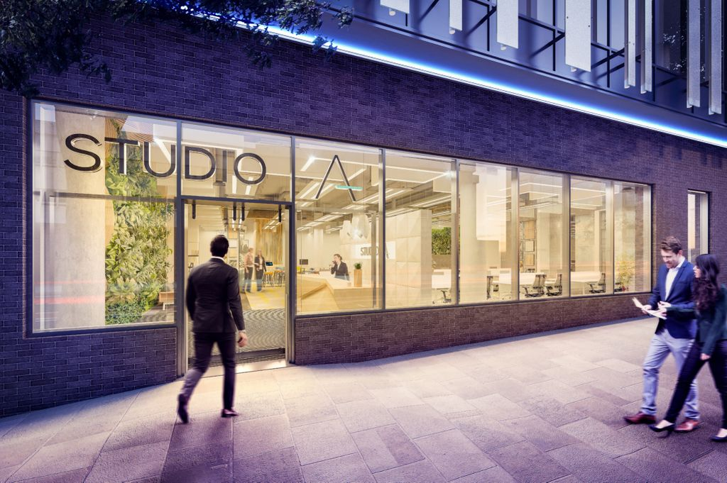 We&#39;re fitting out a standalone space within our green #office building #Aurora at #FinzelsReach to appeal to businesses in #Bristol's burgeoning #tech and #media sector. Find out more here:  https:// buff.ly/2JuUhNZ  &nbsp;  <br>http://pic.twitter.com/xAozg03g6V