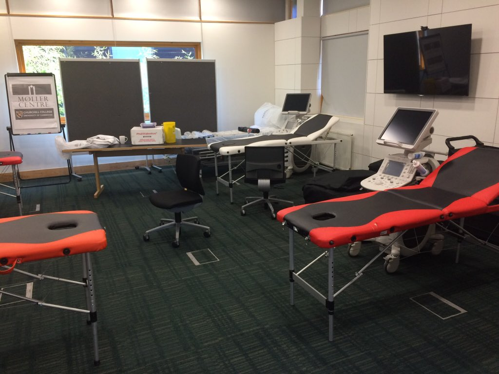 The Møller Centre On Twitter Beds In Meeting Rooms It Can Only Be - England conference table