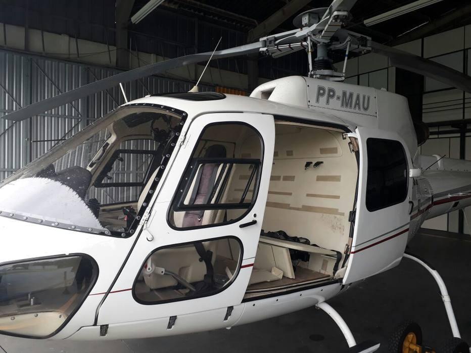 > Po@EstadaoSaoPaulolícia prende ex-piloto de Perrella e apreende helicóptero em ação contra tráfico de drogas https://t.co/PejkYQONou