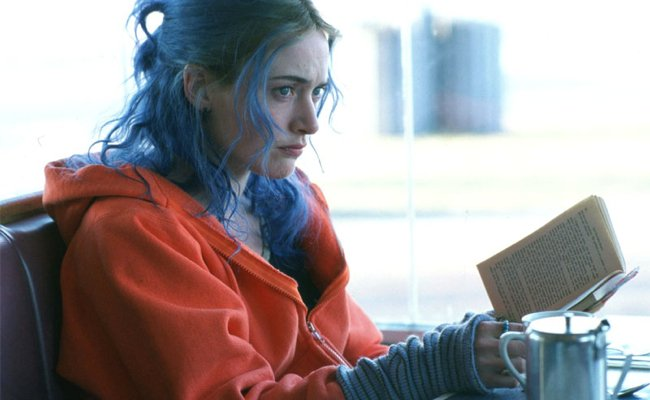 Writingsuzanne On Twitter Hair In Film Eternal Sunshine