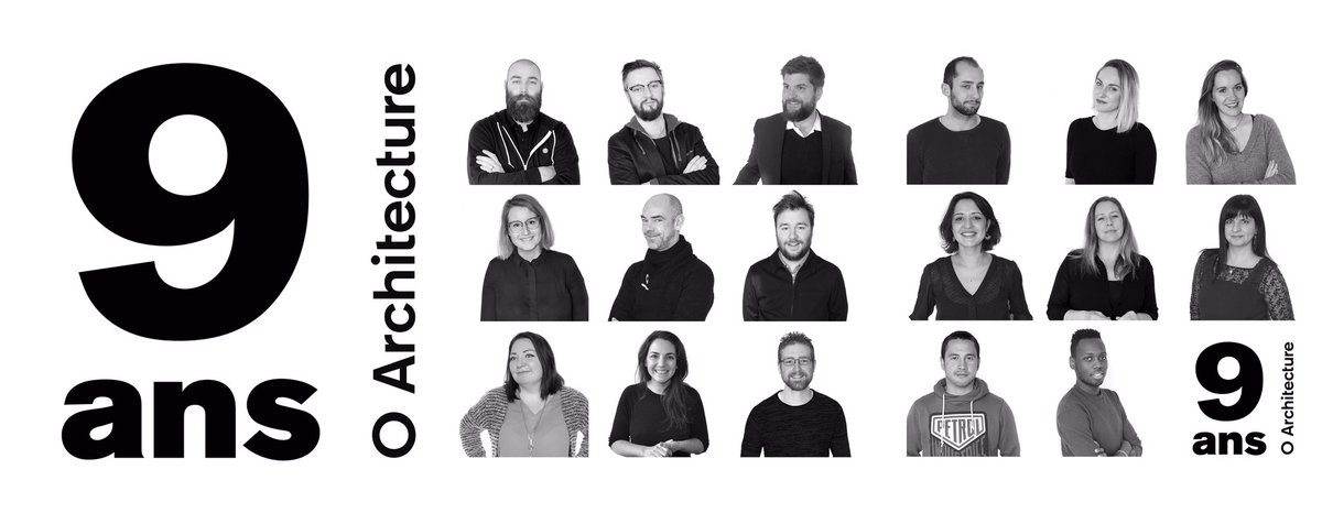 O Architecture a 9 ans !   #oarchitecture #9ans #frechethulasch #Architectes #lille #frencharchitecture #architecturelovers #team #dreamteam #merci #equipe #architecture #teamarchi #superarchitects #archilovers<br>http://pic.twitter.com/XjH7aAW5ol