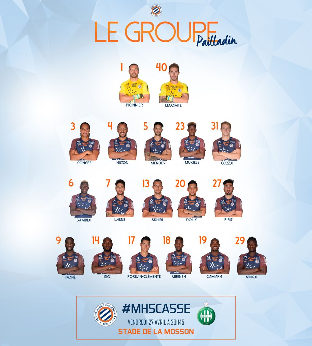 Groupe Montpellier