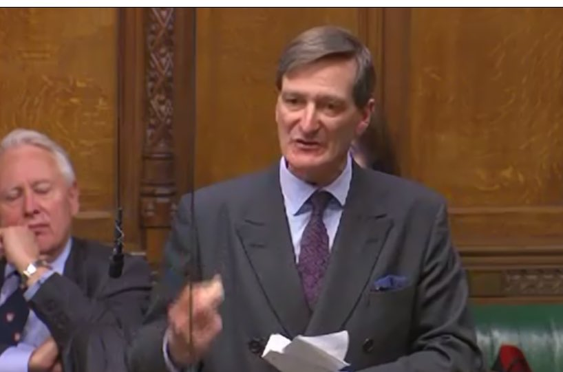 "NEW: Dominic Grieve tells Commons that Japanese deputy ambassador told some MPs at private meeting: ""You do realise that every Japanese company will be gone in ten years time if you dont have frictionless trade [with Europe]"""