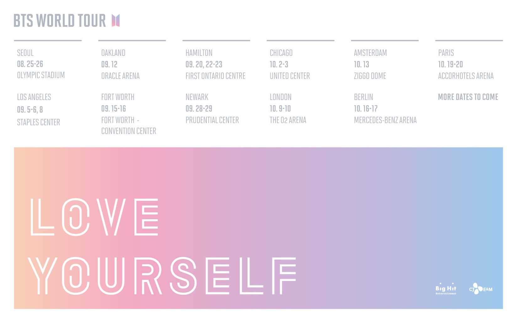 Bts world tour love yourself europe dvd eng sub