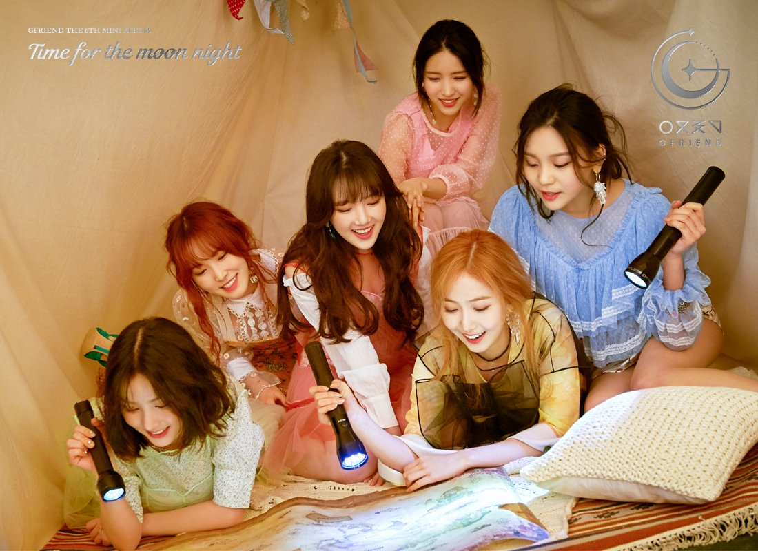 "G-Friend >> Mini Album ""Time for the Moon Light"" - Página 11 Dbt8fNvVMAEIVsr"