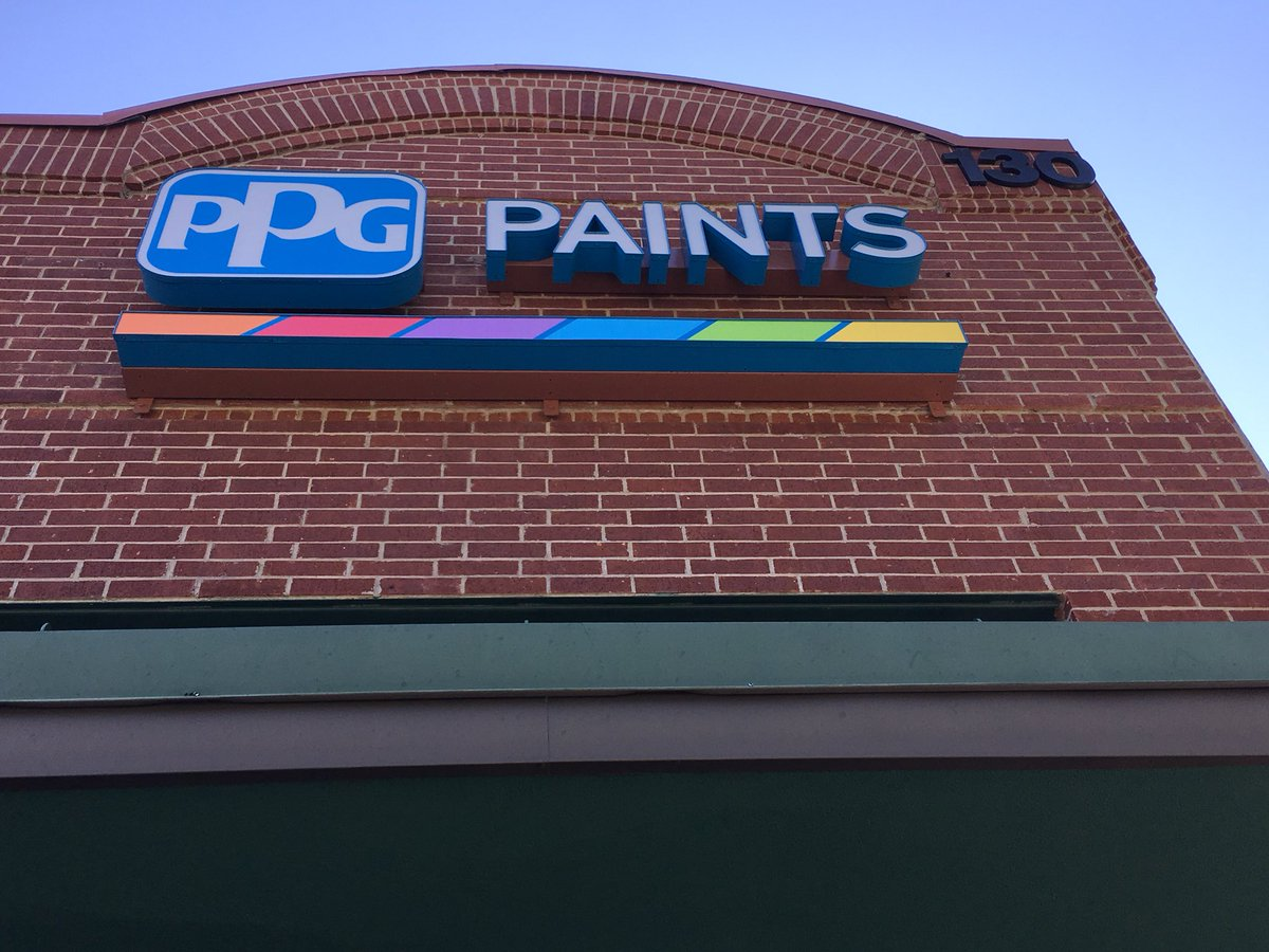 Colby Shipwash On Twitter Ppg Paints Is Increasing Its