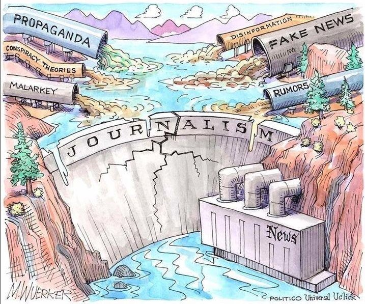 Don&#39;t assume this dam won&#39;t break.  #FakeNewsMedia #Fakenews #disinformation #news #media #journalism <br>http://pic.twitter.com/hMnF2NPOTF
