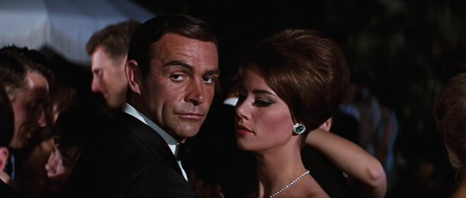 Happy Birthday to Bond actress Claudine Auger!