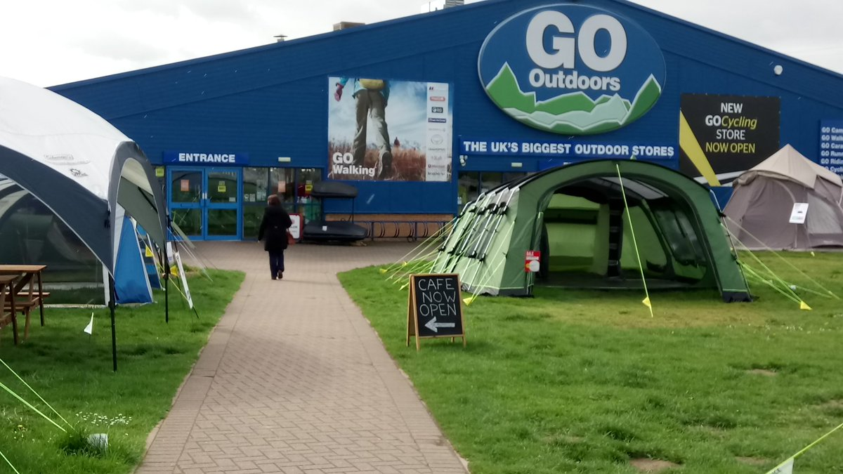 Amazing Gooutdoors Doncaster Go Doncaster Twitter Machost Co Dining Chair Design Ideas Machostcouk