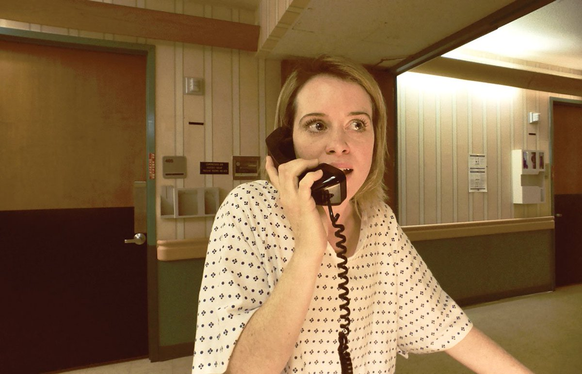 "Film Blerg on Twitter: ""Soderbergh's latest experiment UNSANE will ..."