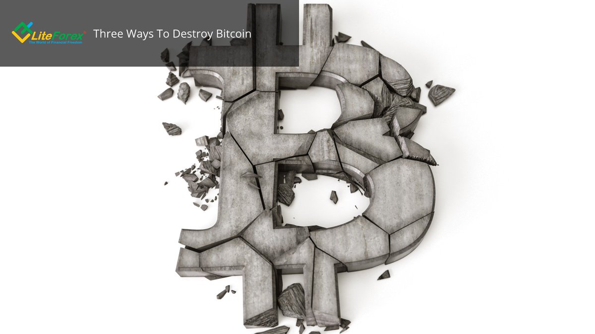 """The MIT Technology Review has published an article, April 24, called """"Let's Destroy Bitcoin,"""" detailing three ways that the cryptocurrency could be """"brought down.""""  https://t.co/t9vyKqShc9"""