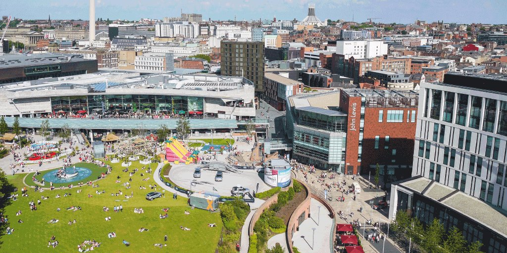 The development of @Liverpool_ONE 10 years ago has delivered commercial return, but has also been a catalyst for #regeneration and urban transformation. Find out more about the project in Grosvenor's Annual review -  http:// ow.ly/UOZK30jDXSp  &nbsp;   #Livingcities <br>http://pic.twitter.com/jTVmv3cgB4