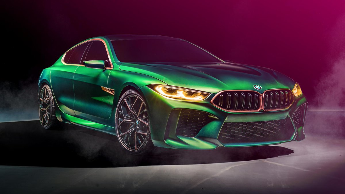 Coupe The New Bmw M8 Will Be Offered In Coupe Gran Coupe And