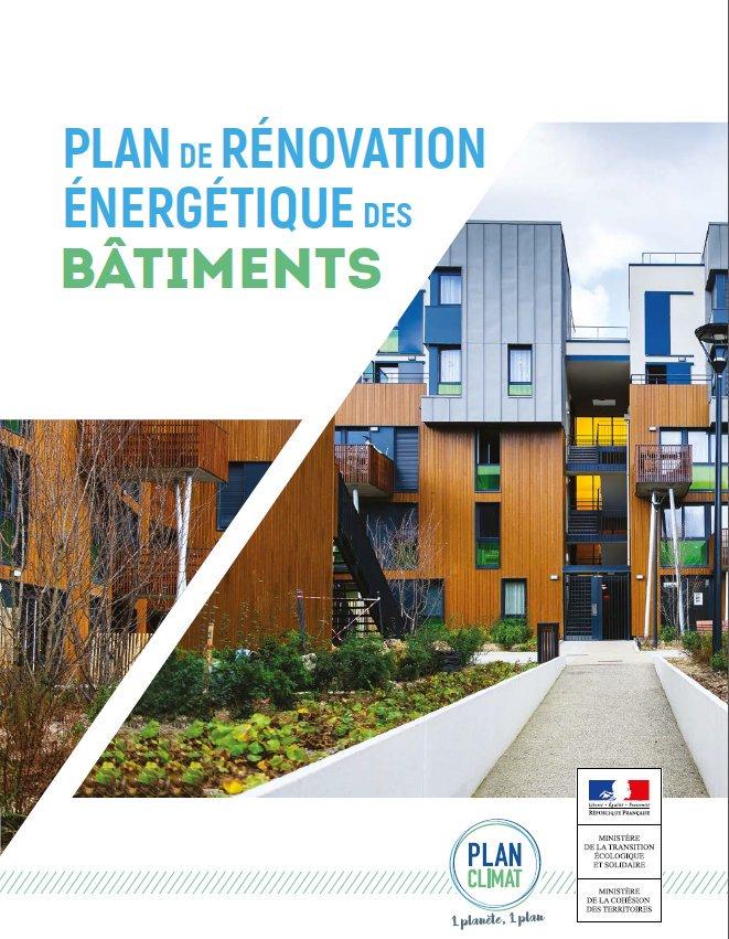 Lancement du plan de rénovation énergétique des bâtiments preb dinfos