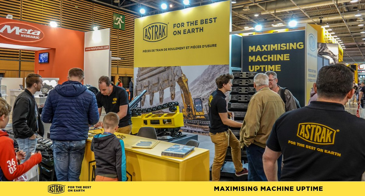 There's been a real buzz around the Astrak stand at @intermatparis this  week, and it's been fantastic to see everyone so far! We're here until  Saturday at ...