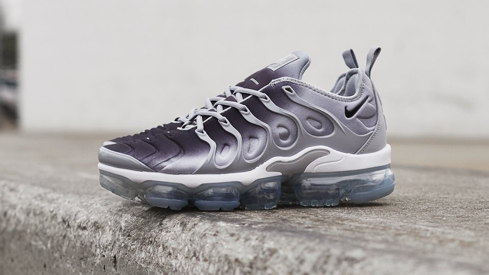 check out e4af2 454e9 Air Vapormax Silver : Combining Silhouettes collide create ...