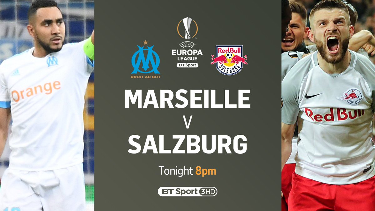 Football On Bt Sport On Twitter A Reminder Of How Salzburg Booked