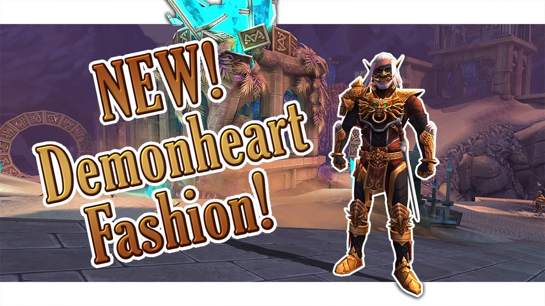 celtic heroes on twitter new demonheart fashion coming soon in