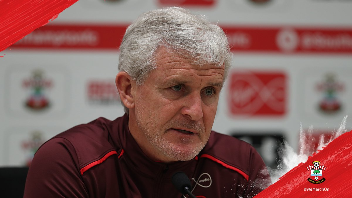 'We're well into the business end of the season, and it's time to get business done.' #saintsfc