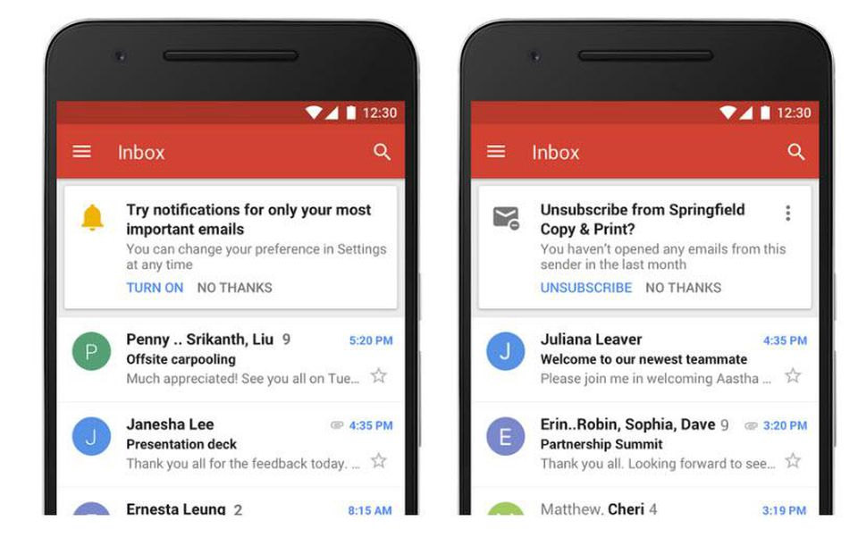 Gmail is getting smarter in its new update: 8 new features uncovered https://t.co/QCkZVm60iA https://t.co/qp0f2p2IC3