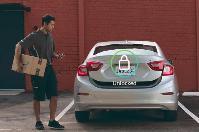 Amazon's next stop: the backseat of your car https://t.co/xzwTYQguAN