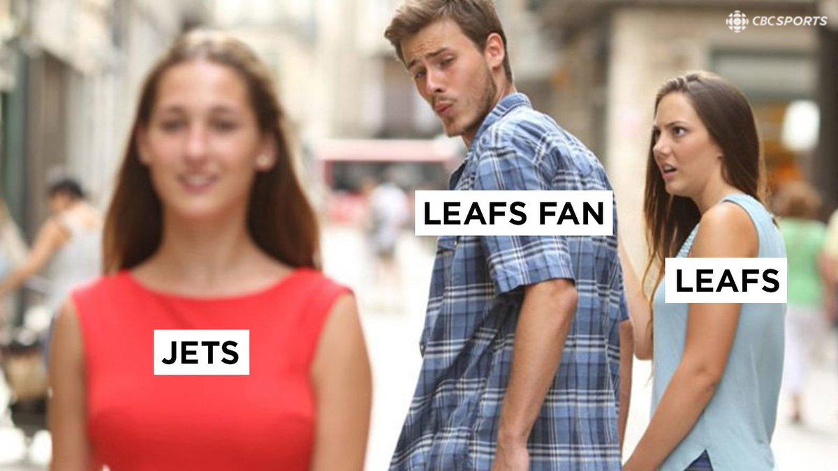 All aboard the @NHLJets bandwagon 🚂