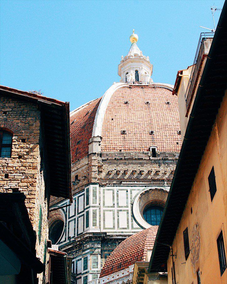 7 Unusual Sights of Brunelleschi's Cupola in Florence via @toomuchtuscany https://t.co/OPgjDuTIBt  #travel #Florence #Italy #beautyfromitaly