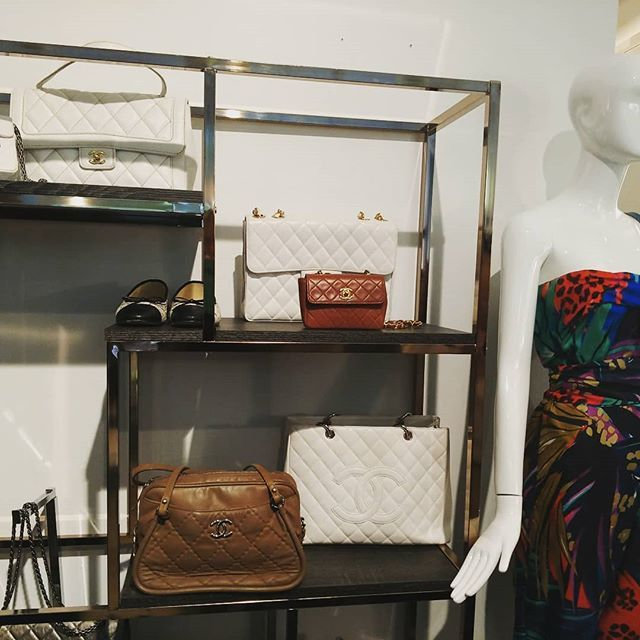 ada1a25c34c Plenty of designer items for sale at pop-up shop Luxury Garage Sale in  Inman Park through May 15.  luxurylifestyle  luxurygaragesale  consignment  ...