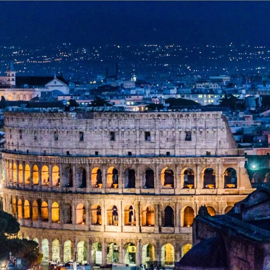 Colosseo, Rome via @Florian_Vienna #travel #Rome #Italy #beautyfromitaly https://t.co/7dzRuAkgVp