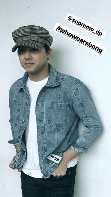 Happy happy birthday my King  Daniel Padilla enjoy your day and gbu always...
