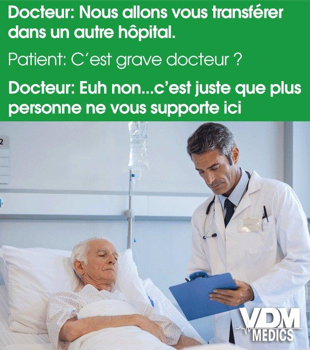 @VDMmedics : 'L'épidémie' https://t.co/sabSYWjCPJ #VDMmedic #viedemerde