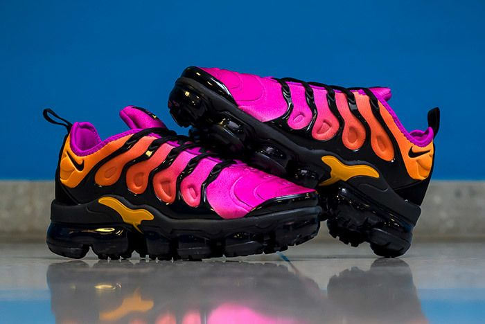 ... new arrivals sneaker shouts on twitter now available womens nike air  vapormax plus sherbet with free ... 0a79dddac