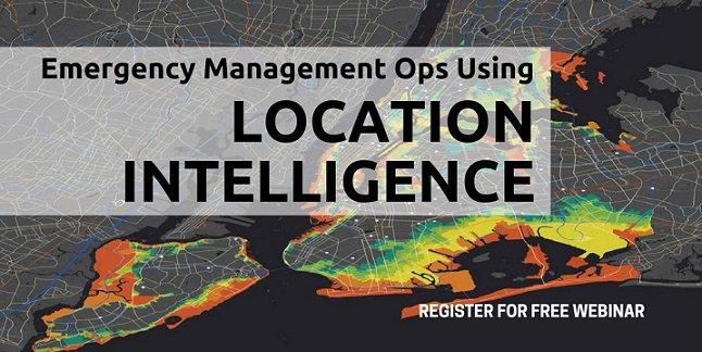 In 1 week, @GISPublicSafety webinar: &#39;Supporting #Emergency #Management Operations Using #Location #Intelligence&#39;  https:// bit.ly/2r2uDs3  &nbsp;   #EOC #PublicSafety #esri #TheScienceOfWhere #arcgis #GIS #mapping #maps @Esri @EsriFederalGovt @EsriSLGov @EsriTraining<br>http://pic.twitter.com/yona246Ffu