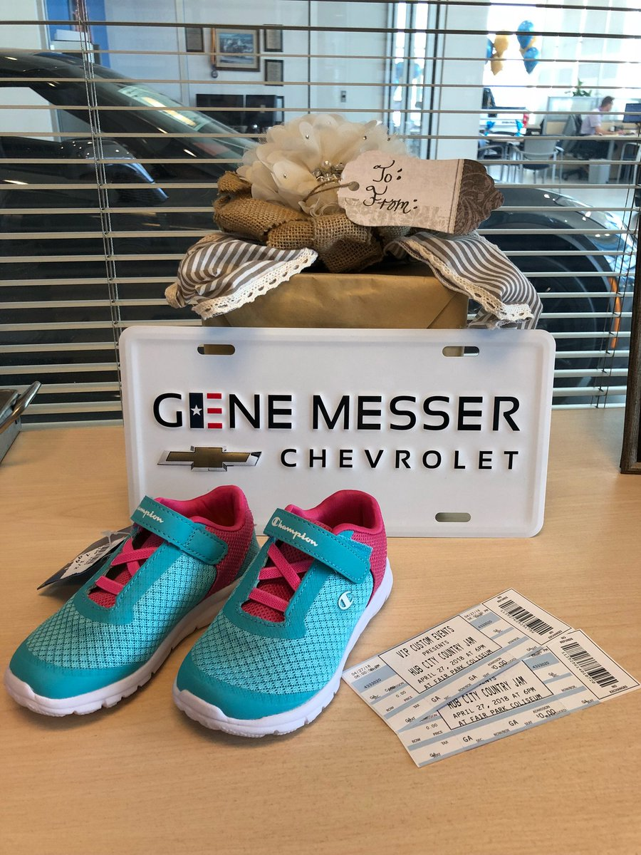 Gene Messer Chevy On Twitter We Are Teaming Up With Buckner Shoes